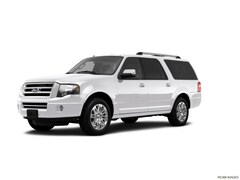 Bargain Used 2013 Ford Expedition EL K20489A For Sale in Victoria, TX