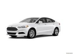 Used 2013 Ford Fusion SE for sale in Cranston, RI