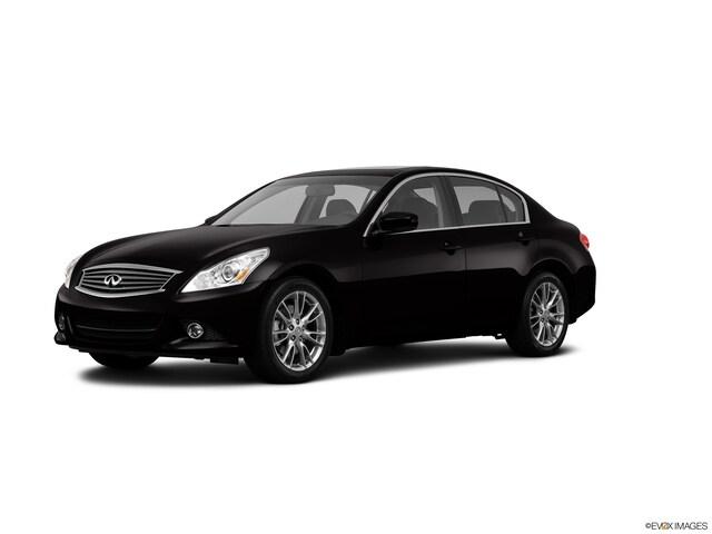 Used 2013 INFINITI G37 Journey Sedan for sale in Houston