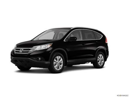 2013 Honda CR-V EX-L w/Navigation AWD SUV