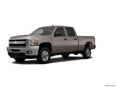 New 2013 Chevrolet Silverado 2500HD LT Truck Crew Cab UF154478 for sale in San Antonio