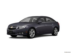 Used 2013 Chevrolet Cruze LTZ Sedan Grand Rapids, MN