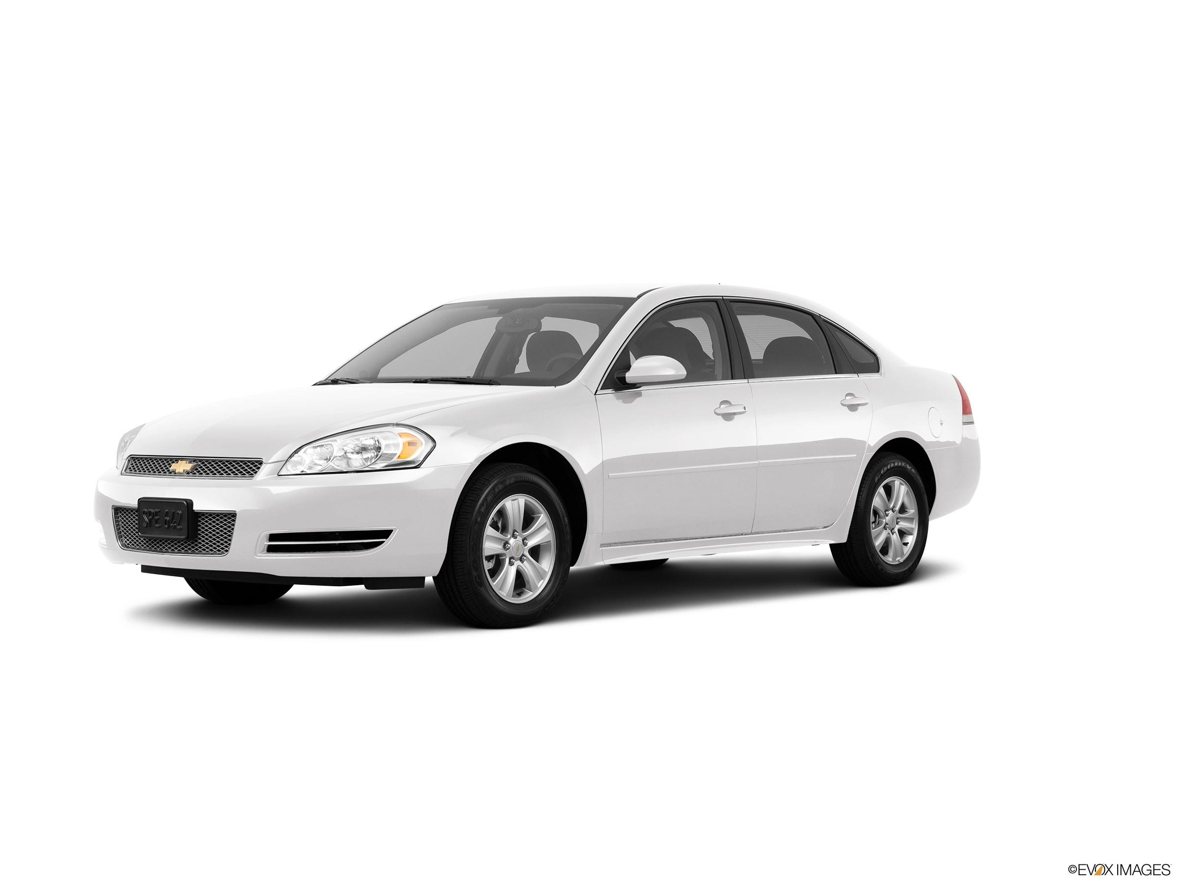 2013 Chevrolet Impala Car