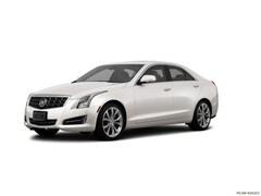 Used 2013 Cadillac ATS 4dr Sdn 2.0L Premium AWD Car Great Falls