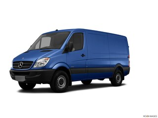 2013 Mercedes-Benz Sprinter 2500 144 Full-size Cargo Van