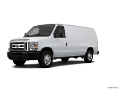 Used 2013 Ford Econoline 150 Commercial Cargo Van for Sale in Watseka IL