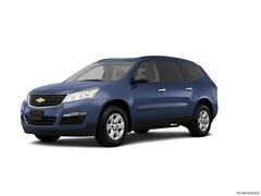 Used 2013 Chevrolet Traverse 1LT SUV 1GNKVGKD8DJ111521 for sale in Lewistown, PA