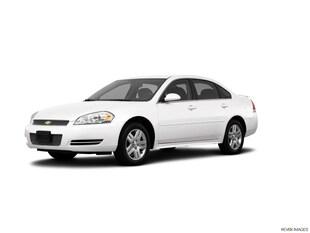 2013 Chevrolet Impala LTZ Sedan 2G1WC5E33D1240714