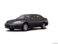 Used 2013 Chevrolet Impala LTZ Sedan near Utica NY