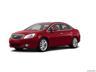 2013 Buick Verano 4dr Sdn Leather Group Car