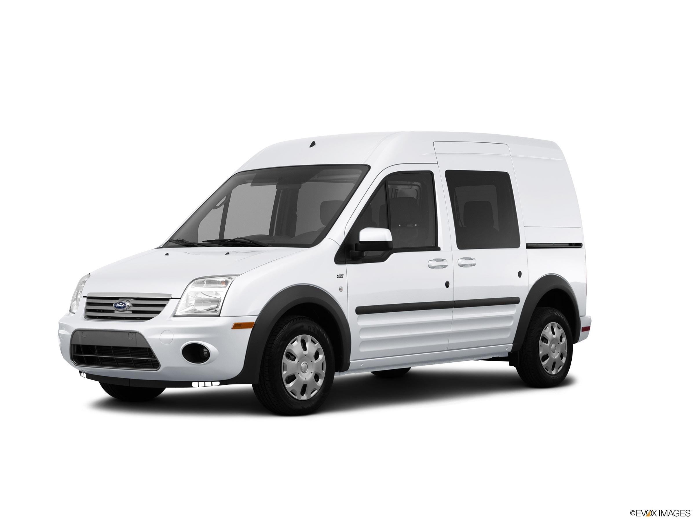 2013 Ford Transit Connect XLT Mini-van, Passenger