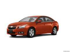 Bargain 2013 Chevrolet Cruze 1LT Auto Sedan for sale in Brunswick OH