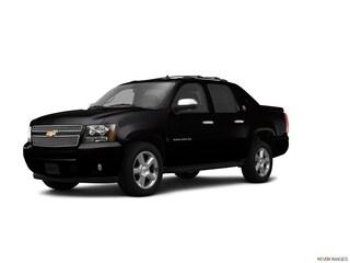 Used 2013 Chevrolet Avalanche 4WD Crew Cab LT Truck Crew Cab