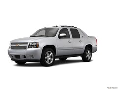 Used 2013 Chevrolet Avalanche LS Truck Crew Cab