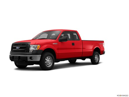 2013 Ford F150 PICKU
