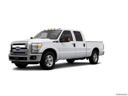 2013 Ford Super Duty F-250 SRW 4WD Crew Cab XL Truck