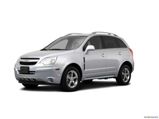 Used 2013 Chevrolet Captiva LT Crossover for sale in Urbana, OH