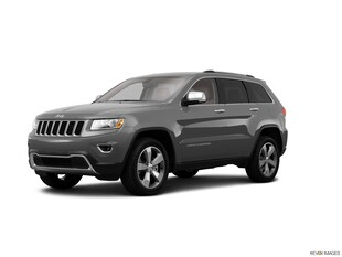 2014 Jeep Grand Cherokee 4WD 4dr Limited Sport Utility