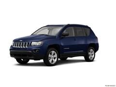 2014 Jeep Compass 4WD  Latitude