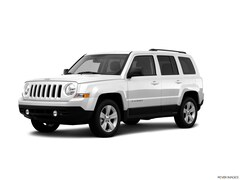 2014 Jeep Patriot Latitude SUV