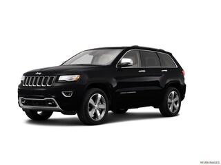 Used 2014 Jeep Grand Cherokee Overland SUV for sale in Aurora, CO
