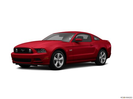 2014 Ford Mustang GT Premium Coupe 1ZVBP8CF3E5322092