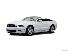 2014 Ford Mustang Convertible