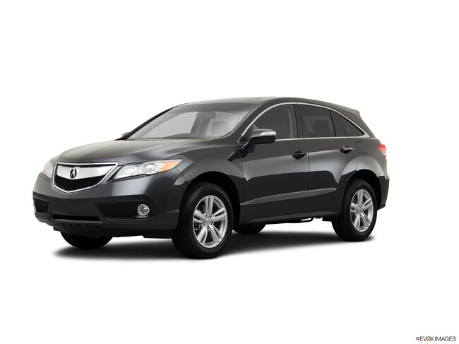 Used 2014 Acura RDX Base (A6) SUV for sale in Irondale, AL