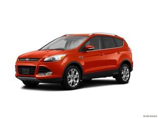2014 Ford Escape Titanium Wagon 1FMCU9J92EUC36485