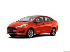 2014 Ford Fiesta SE Local Trade In!/Moonroof/Heated Seats Sedan
