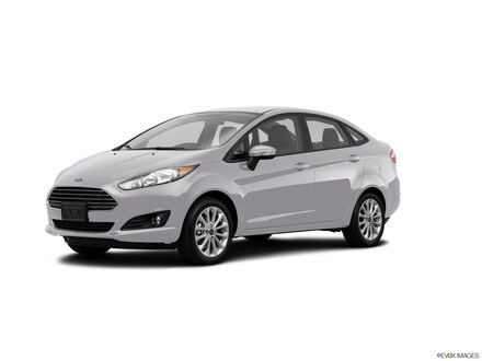 2014 Ford Fiesta SE 4dr Sedan Sedan
