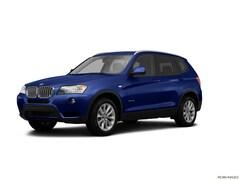 2014 BMW X3 xDrive28i SUV in [Company City]