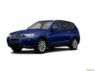 2014 BMW X3 xDrive28i SUV in [Company City]