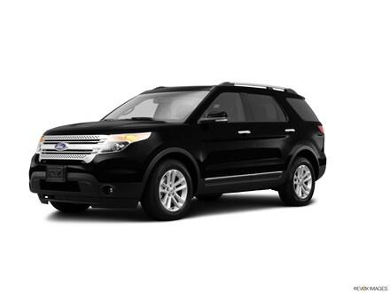 2014 Ford Explorer XLT Front-wheel Drive