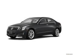 2014 Cadillac ATS Standard AWD Sedan