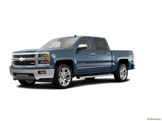 Used 2014 Chevrolet Silverado 1500 LT Truck Crew Cab for sale in Johnstown, PA