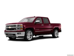 used 2014 Chevrolet Silverado 1500 CREW-LONG-LT1-4WD-BACKUP CAM-1 OWNER Crew Cab Pickup for sale in wisconsin