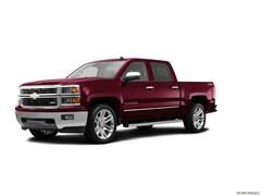 2014 Chevrolet Silverado 1500 4WD Crew Cab 143.5 LT w/1LT Truck Crew Cab