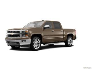 2014 Chevrolet Silverado 1500 1LT Truck
