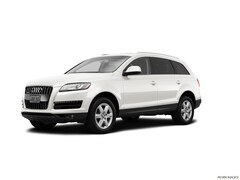 used 2014 Audi Q7 3.0T Premium SUV for sale near Bluffton
