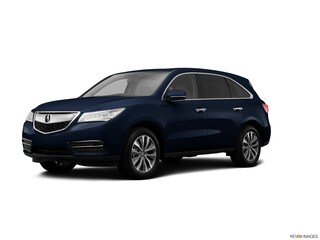 Used 2014 Acura MDX 3.5L Technology Package (A6) SUV for sale near you in Roanoke VA