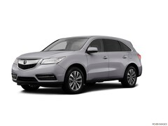 Used 2014 Acura MDX 3.5L Technology Package (A6) SUV in Irondale