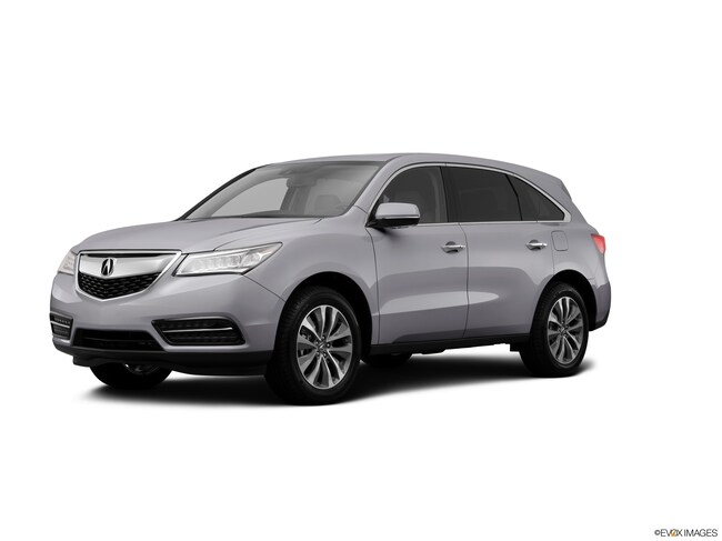 Used 2014 Acura MDX 3.5L Technology Package (A6) SUV for sale in Irondale, AL