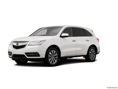 Used 2014 Acura MDX 3.5L Technology Package (A6) SUV near Utica NY