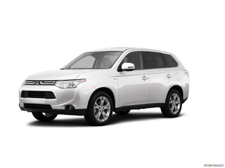 Used 2014 Mitsubishi Outlander GT SUV for sale in Carbondale