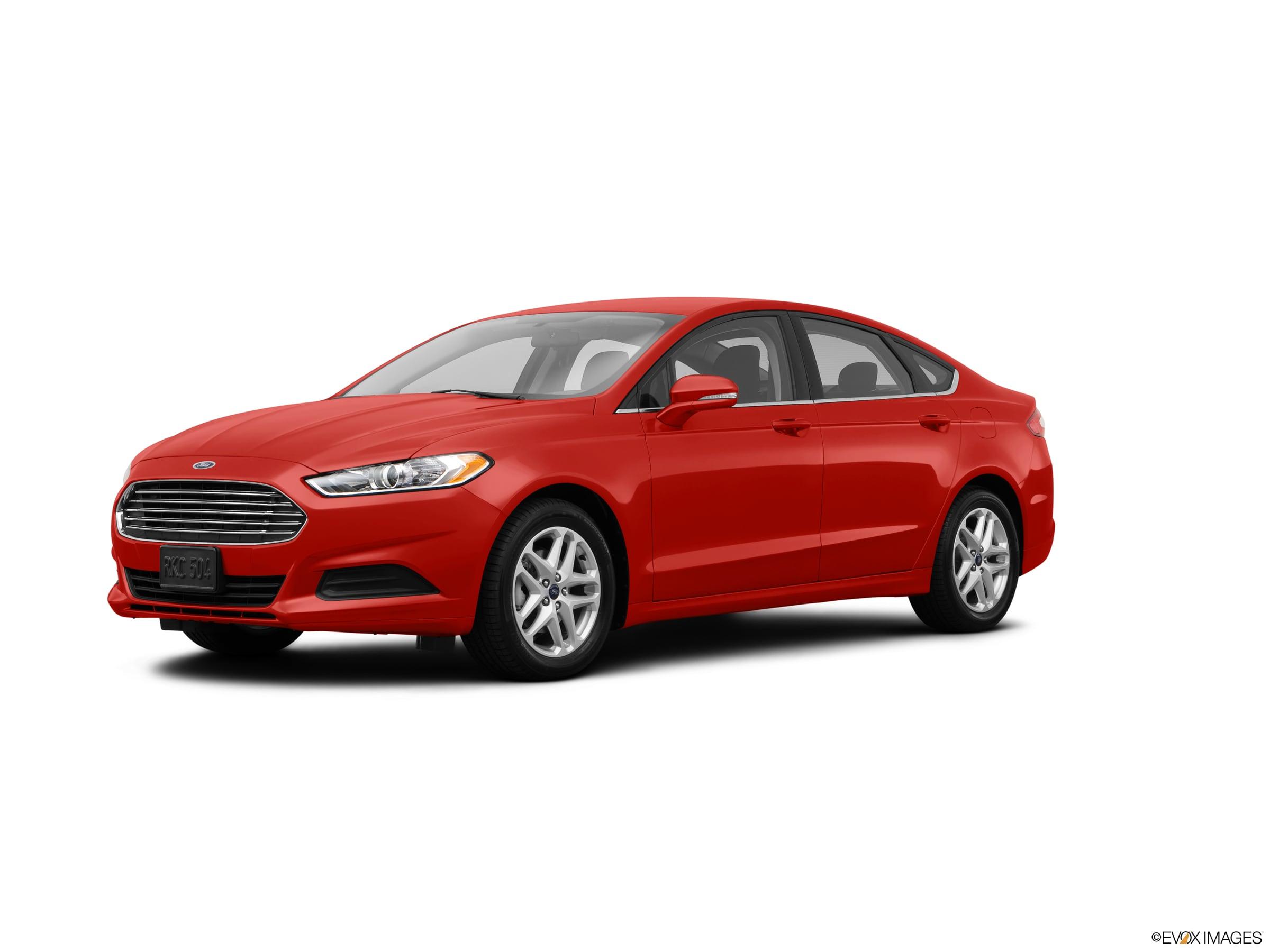 2014 Ford Fusion Car