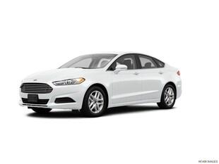 2014 Ford Fusion 4dr Sdn SE FWD Car