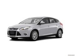 2014 Ford Focus Titanium Hatchback