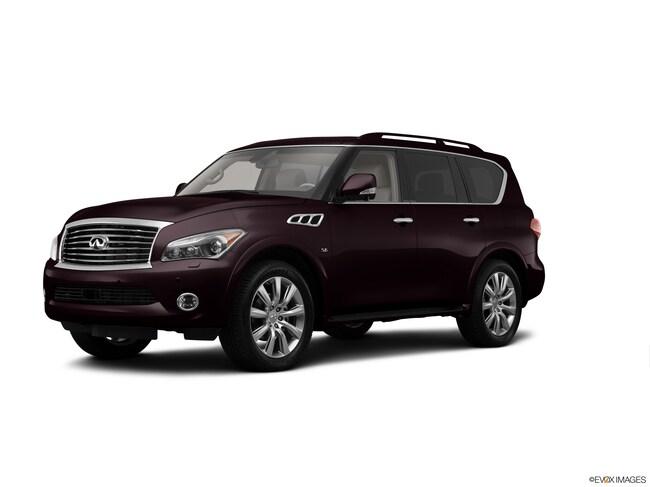 2014 INFINITI QX80 Base AWD  SUV