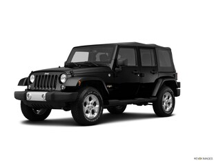 2014 Jeep Wrangler Unlimited 4WD 4dr Altitude Convertible
